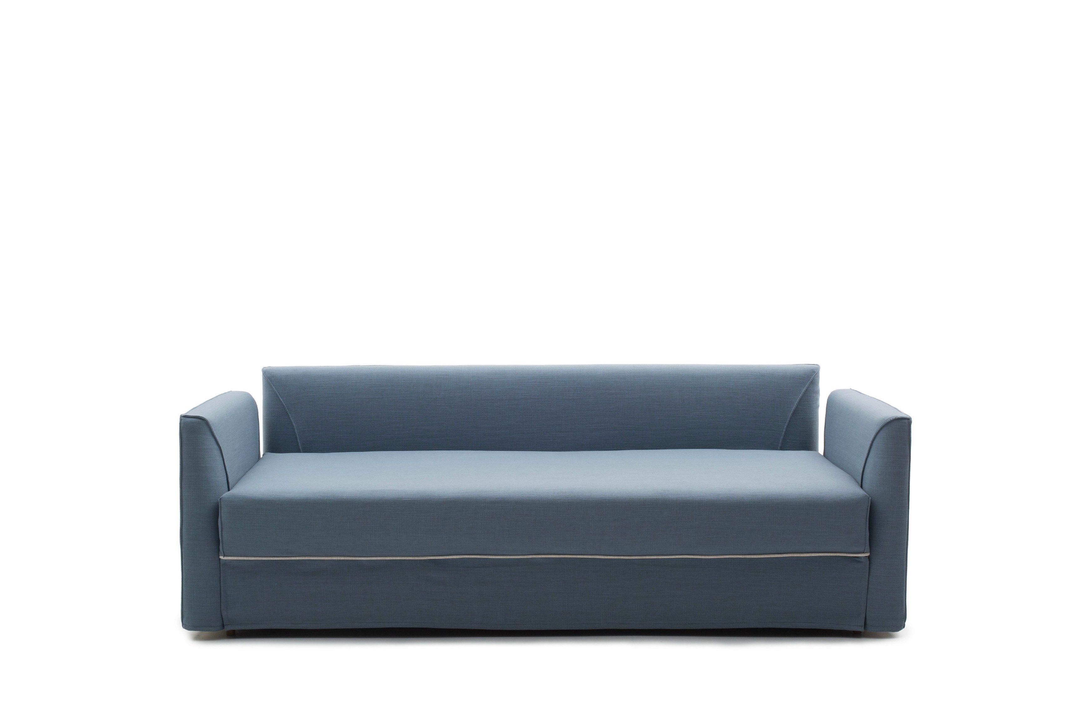 Divano letto trasformabile NIGHT&DAY TWIN BED by BODEMA design Studio ...