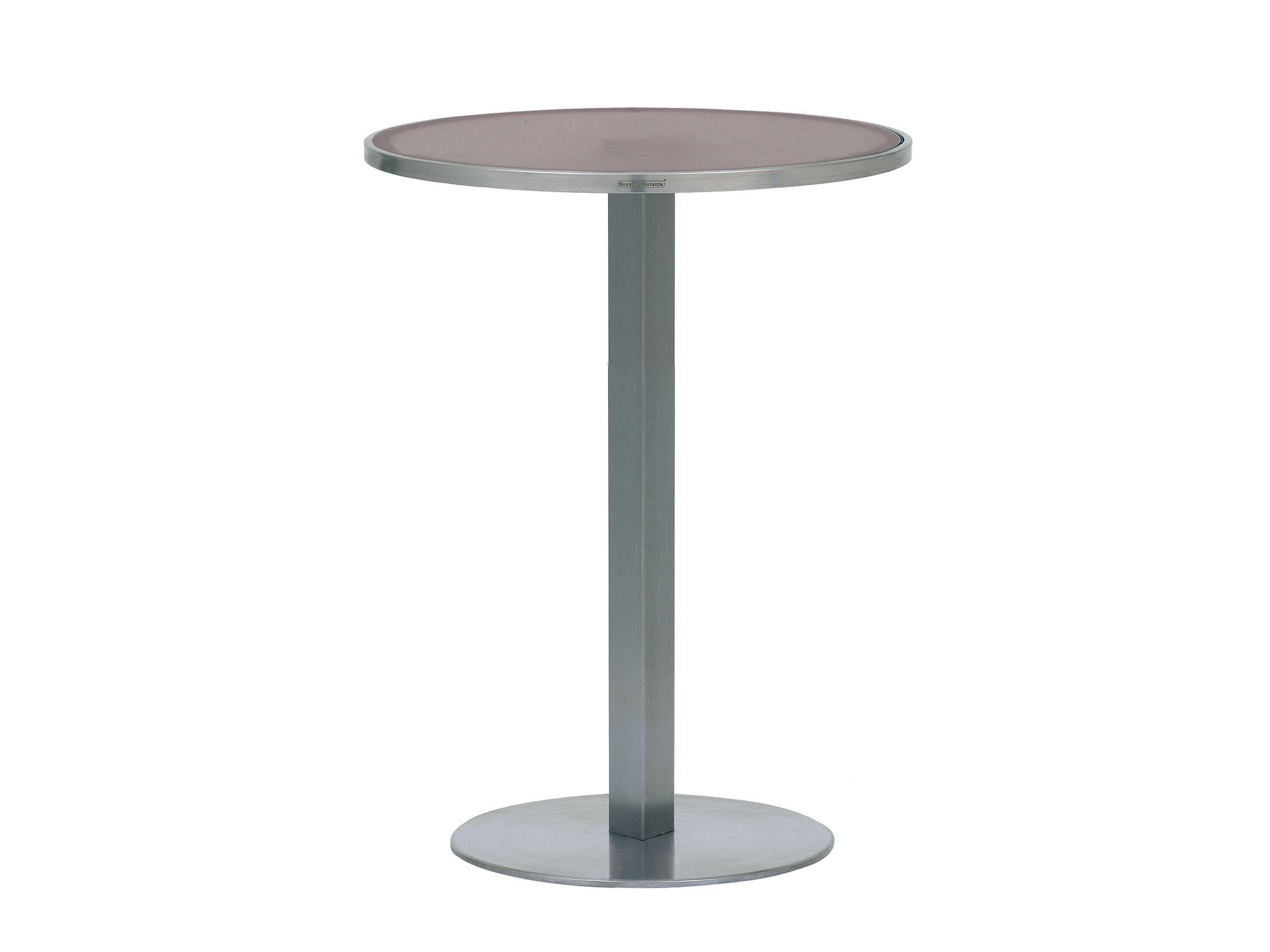 o zon tavolo alto collezione o zon by royal botania
