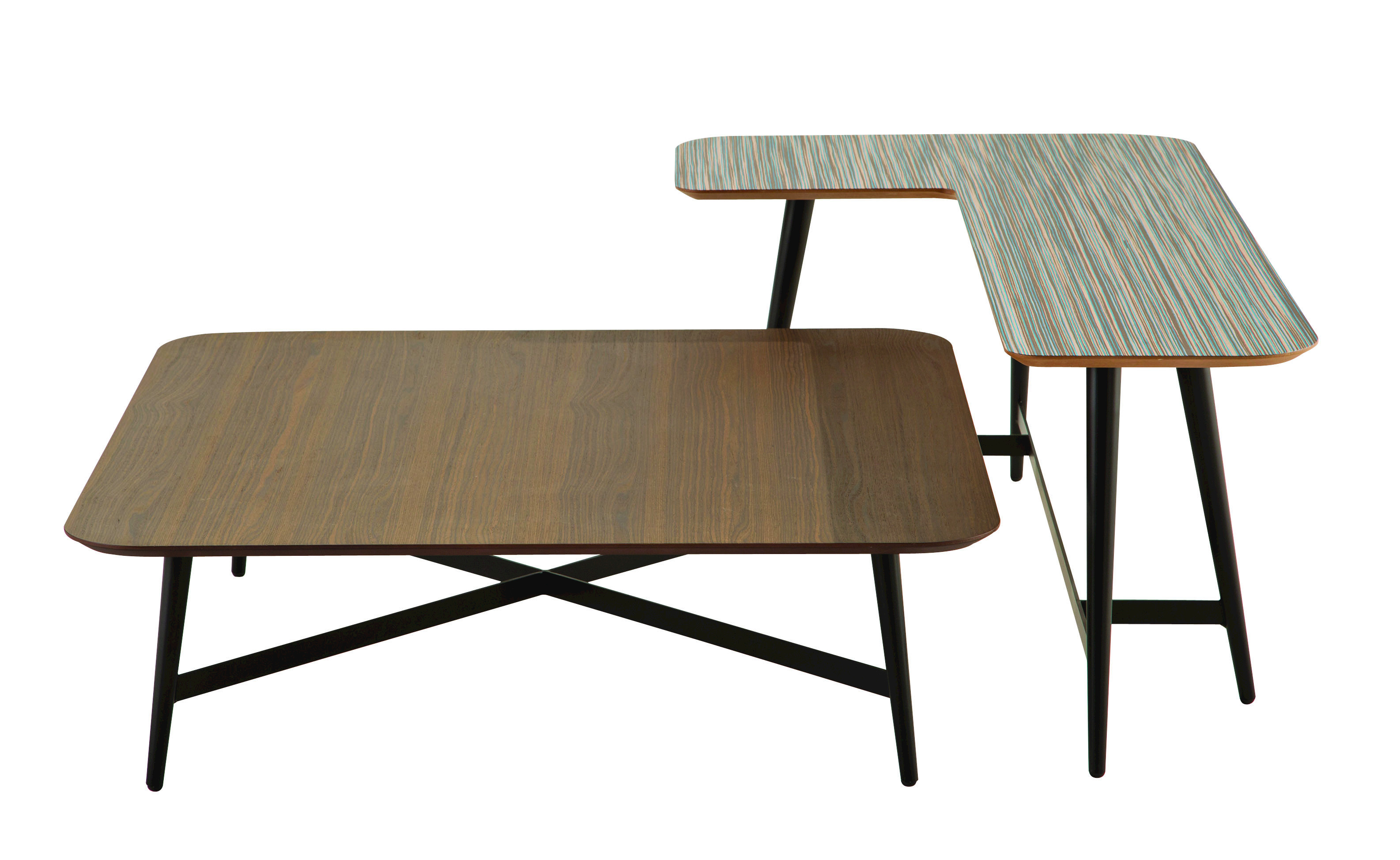 Table Basse Laqu E Carr E De Salon Octet Collection Les Contemporains By Roche Bobois Design