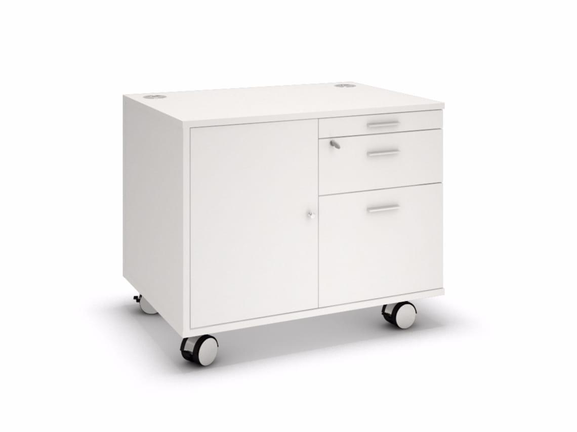 Mobili per ufficio quadrifoglio design casa creativa e - Cassettiere ufficio ...