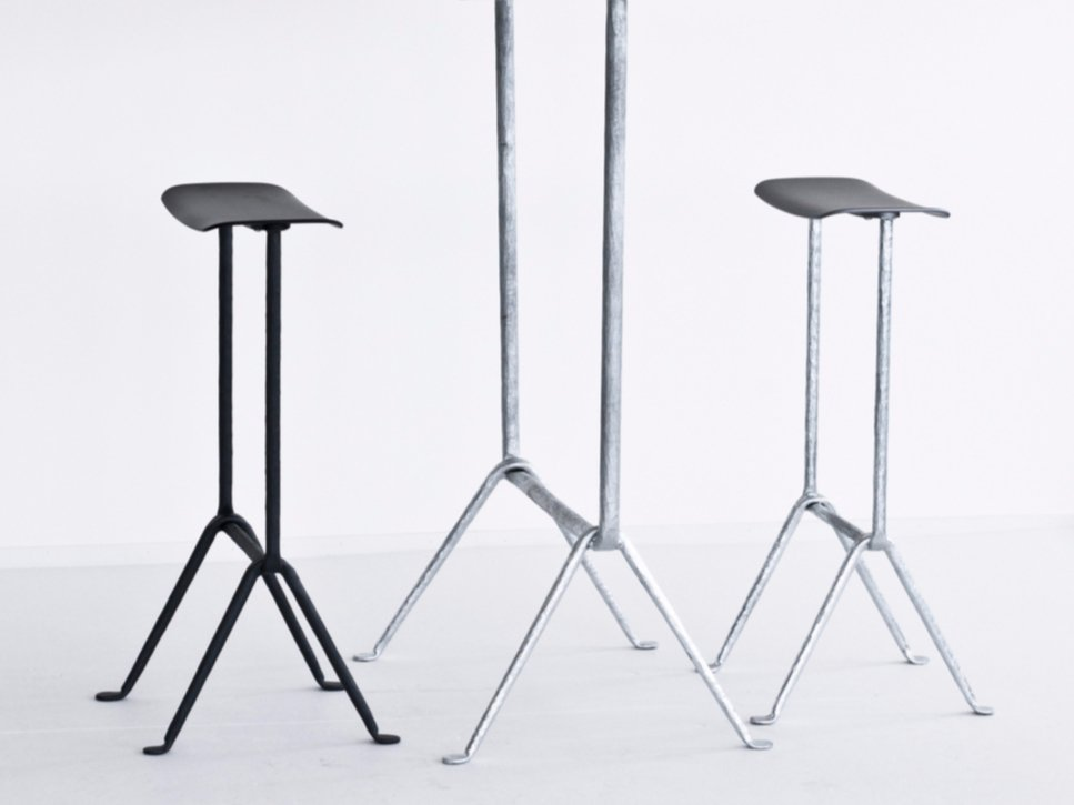 Officina stool officina collection by magis design ronan for Magis stuhl