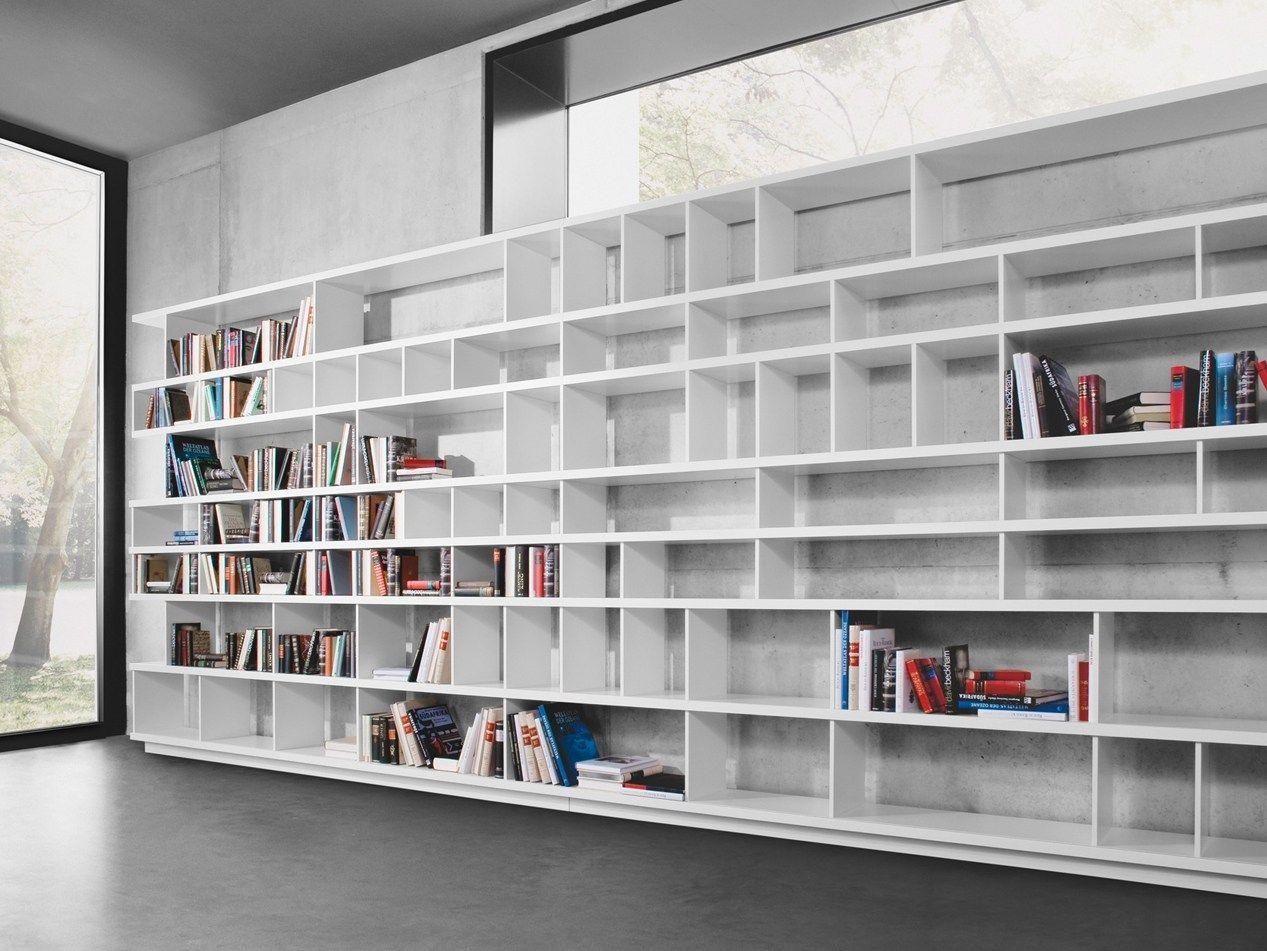 Libreria ufficio a giorno collezione piano by kettnaker for Libreria ufficio
