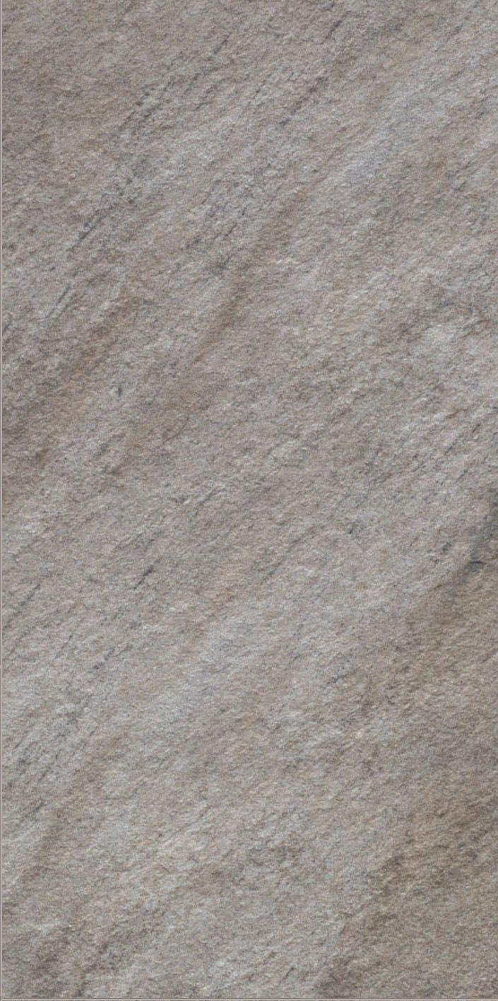 Pavimento per esterni in gres porcellanato effetto pietra point grey multicolor collezione point - Gres porcellanato effetto pietra per esterni ...