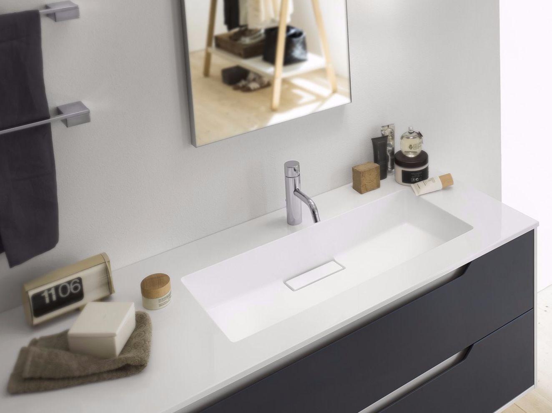 laminate bathroom cabinet vanity unit prestige composition 2
