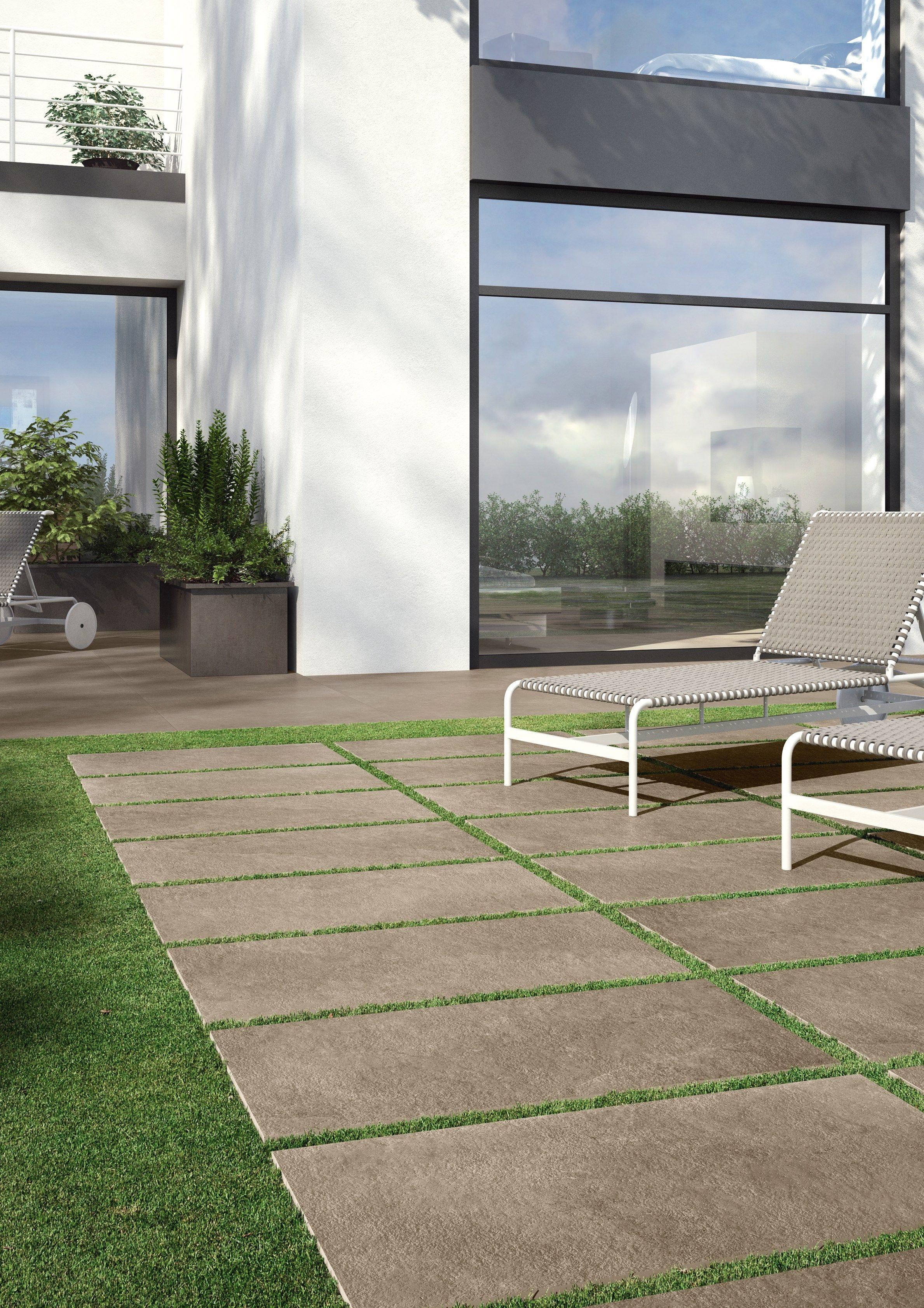 Pavimento para exteriores prime stone 20 mm cole o prime - Pavimentos para exteriores ...