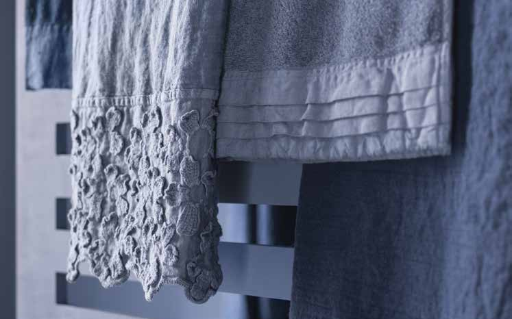 Linen bath Towel PRIMULA | Bath Towel Decor Collection By LA ...