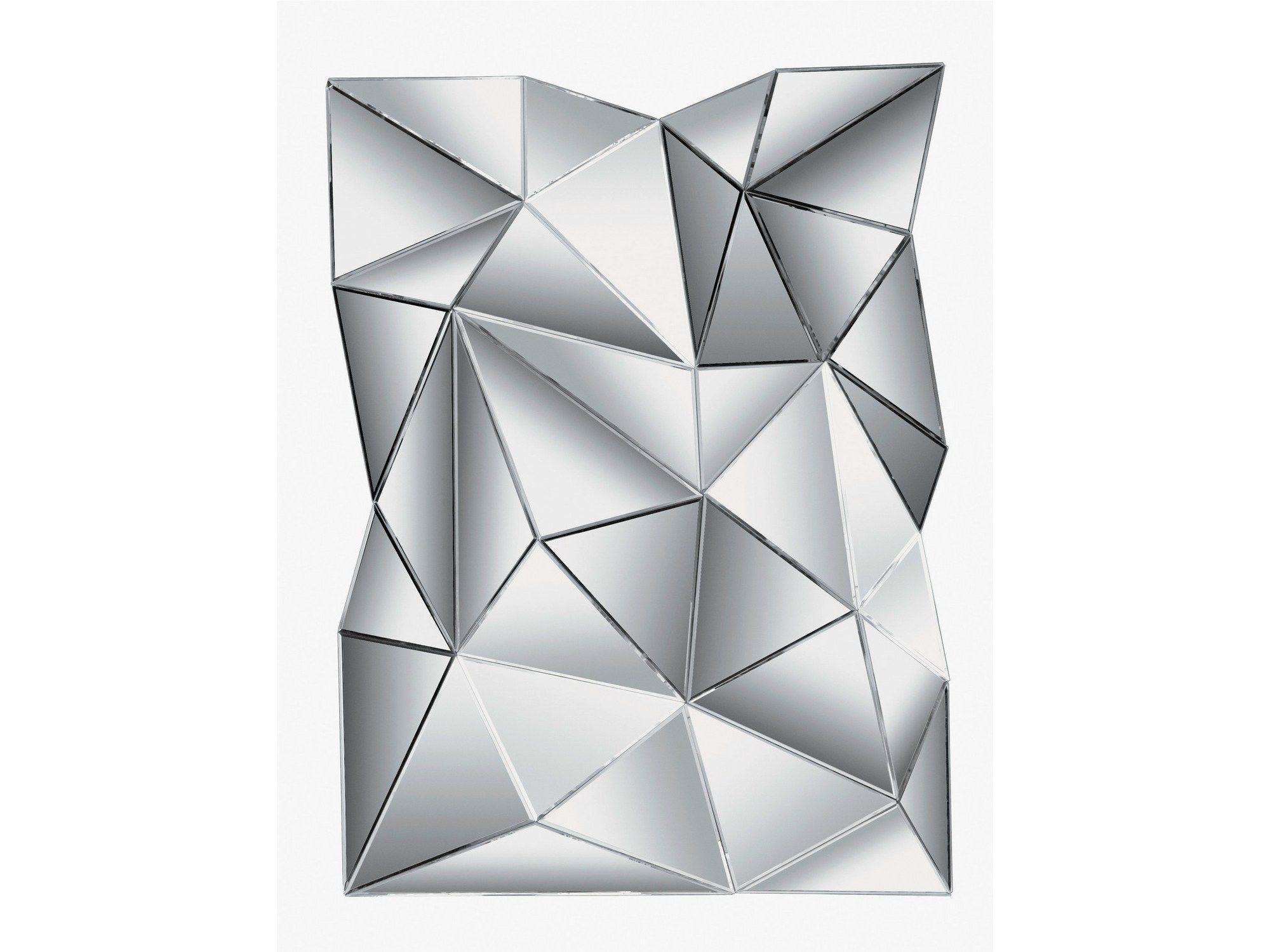 Prisma specchio by kare design - Specchio prisma riflessi prezzo ...