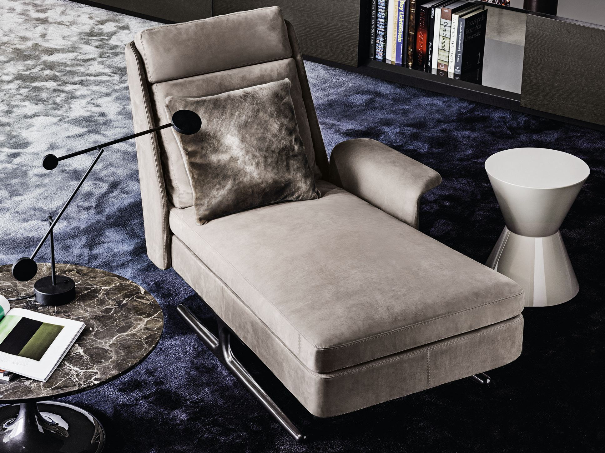 Spencer Day Bed By Minotti