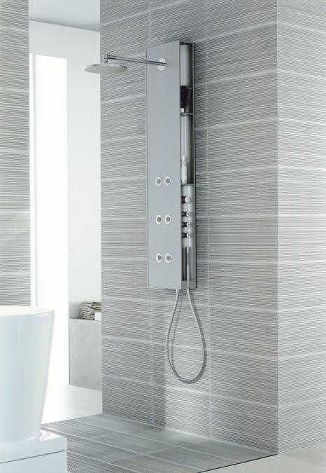 Axor starck columna de ducha de pared by hansgrohe dise o - Diseno de duchas ...