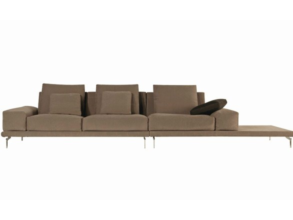 Canap composable modulable echoes by roche bobois design - Canape modulable roche bobois ...