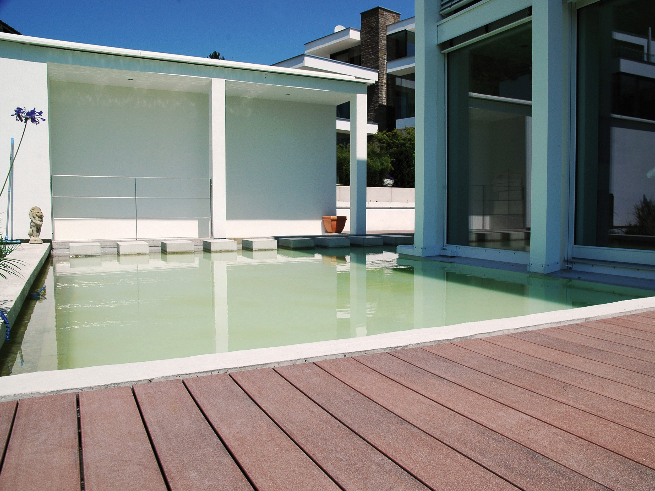 decking in wpc pure macao mydeck. Black Bedroom Furniture Sets. Home Design Ideas