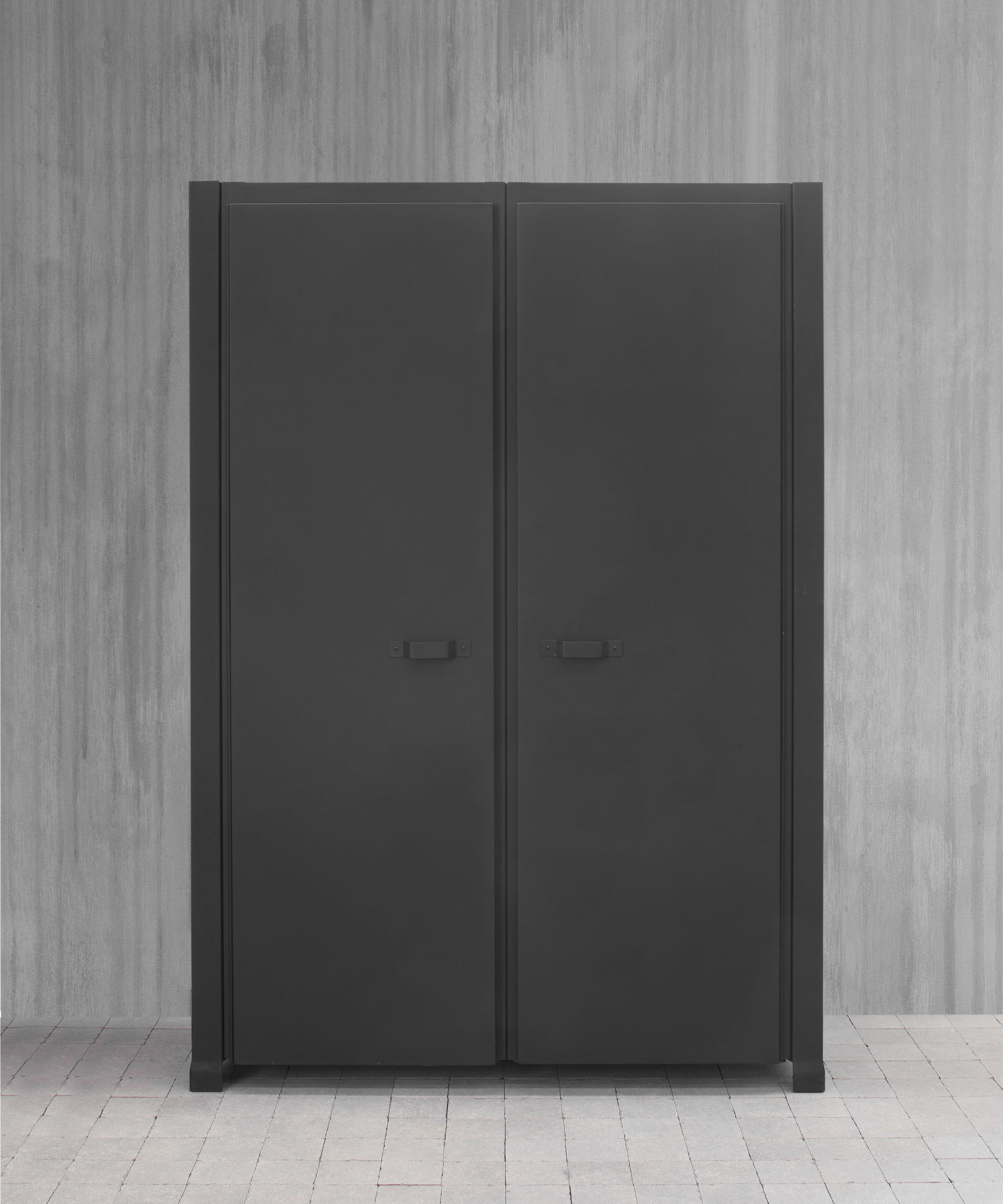 Tür metall  MINÀ | Versteckte Küche By Minacciolo