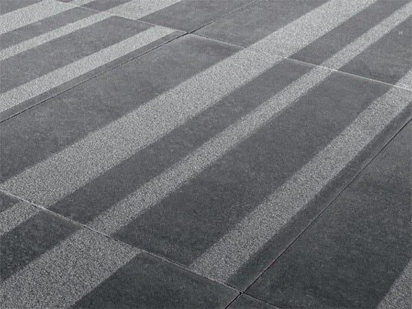Outdoor wall/floor tiles GRAFFITI by FAVARO1 design Studio ...