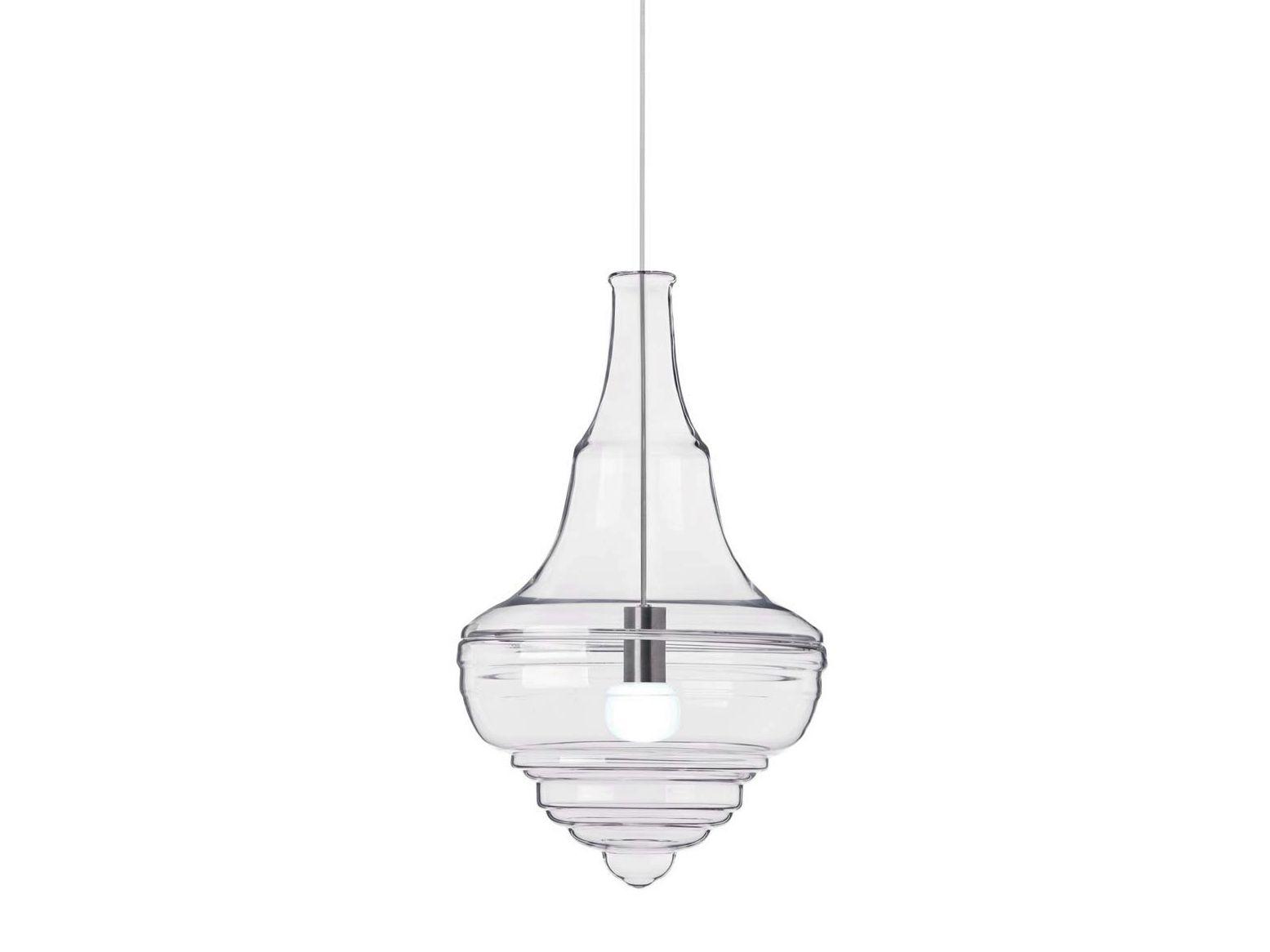 suspension en verre souffl prague estates theatre collection design lighting by lasvit design. Black Bedroom Furniture Sets. Home Design Ideas