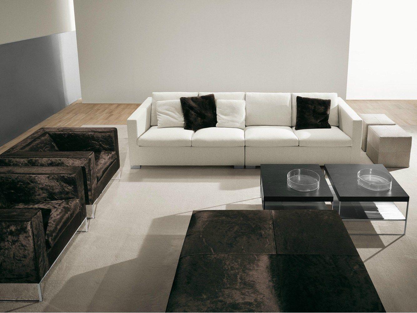 divano deep suitcase by minotti design rodolfo dordoni. Black Bedroom Furniture Sets. Home Design Ideas