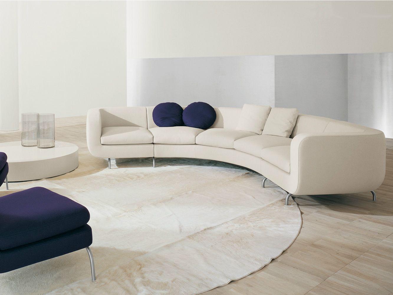 canape arrondi. Black Bedroom Furniture Sets. Home Design Ideas