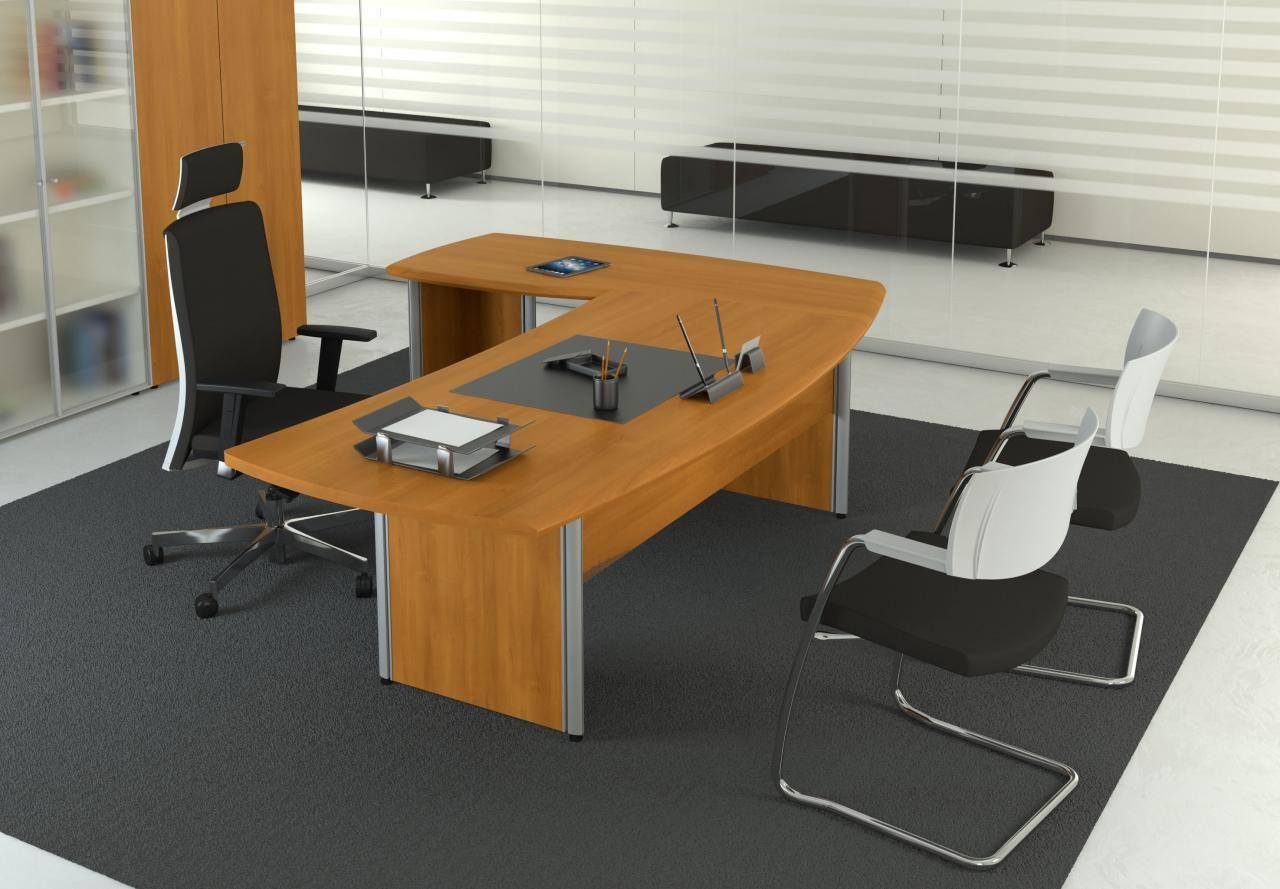 Format scrivania direzionale by las mobili design studio si for Scrivanie direzionali per ufficio