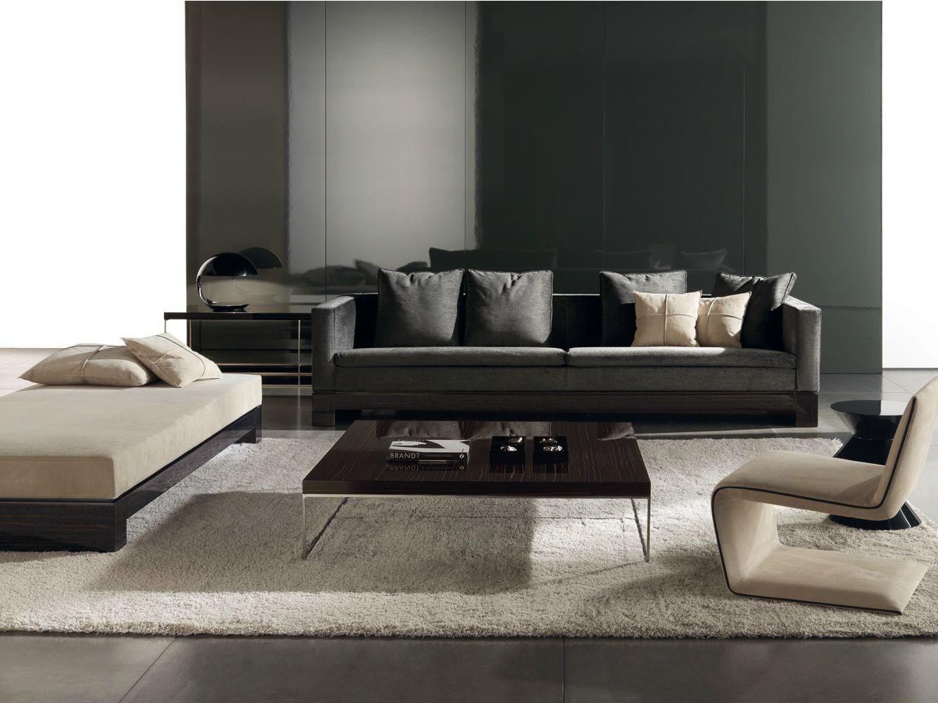 sofa klimt by minotti design rodolfo dordoni. Black Bedroom Furniture Sets. Home Design Ideas
