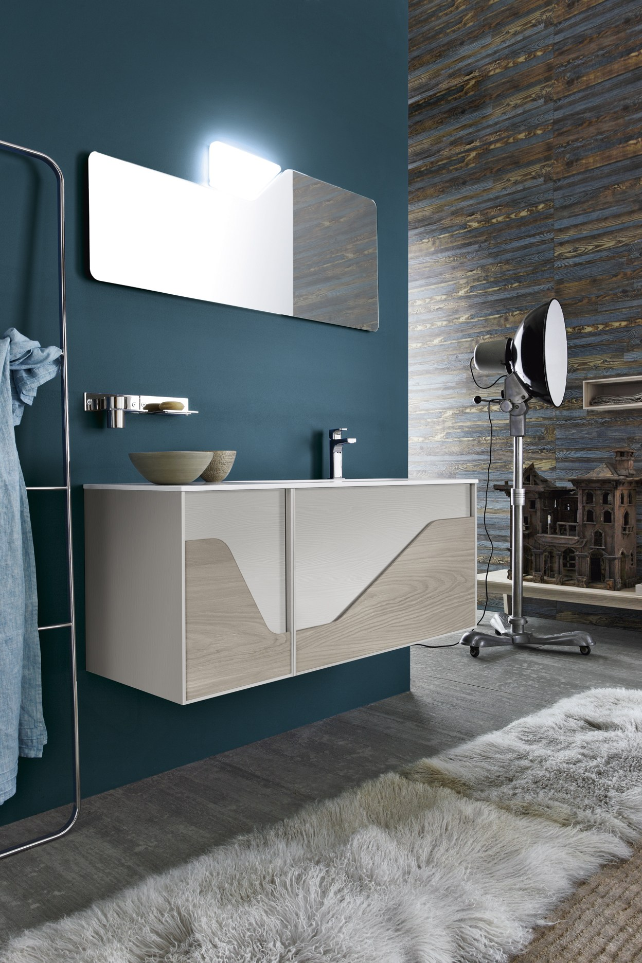 Bathroom furniture set free 68 69 by cerasa design stefano spessotto lorella agnoletto - Bagni italiani catalogo ...