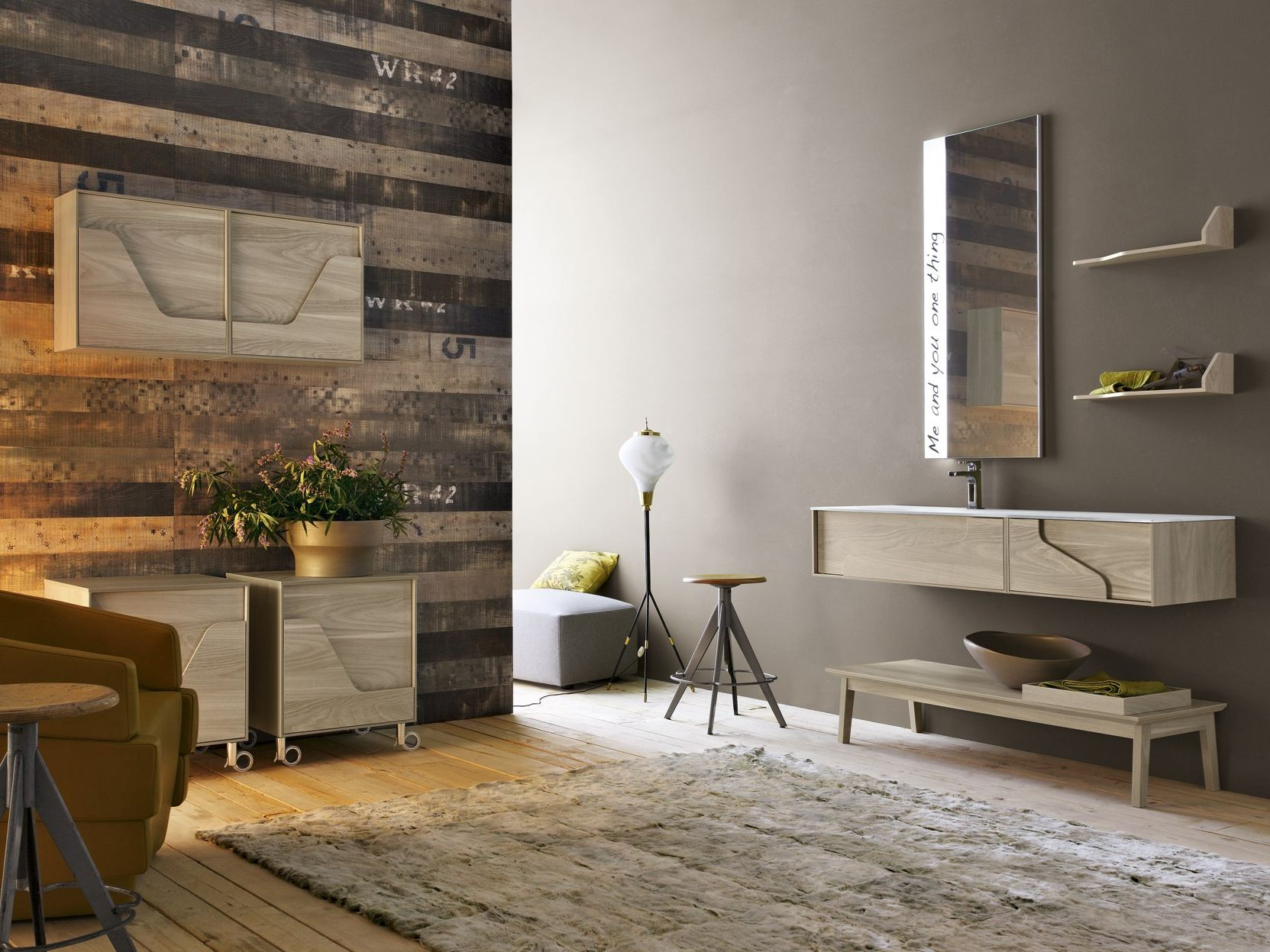salle de bains compl te free 86 87 by cerasa design stefano spessotto lorella agnoletto. Black Bedroom Furniture Sets. Home Design Ideas