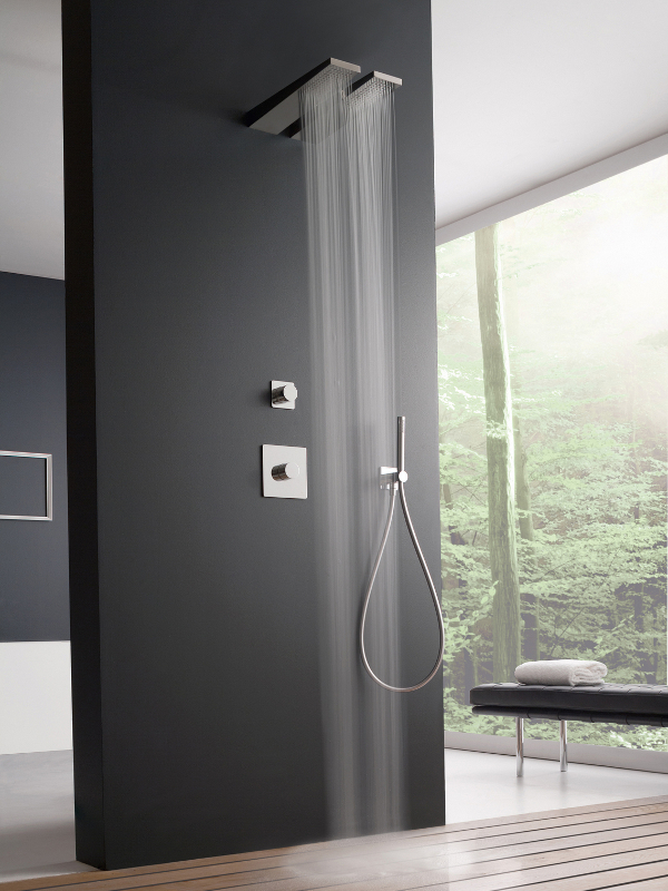 100 Overhead Shower By Zazzeri Design Fabrizio Batoni
