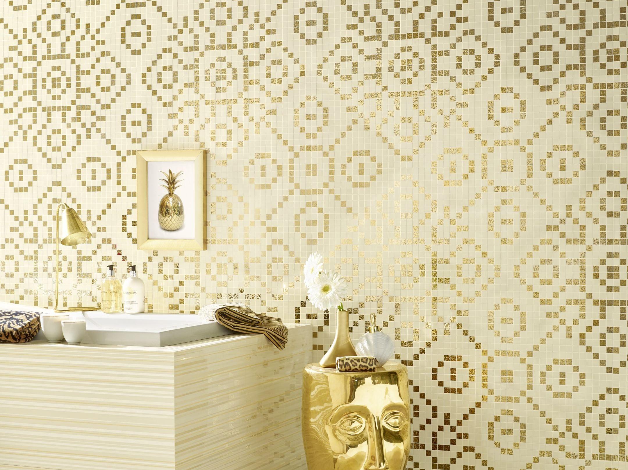 parfum mosaic by love tiles. Black Bedroom Furniture Sets. Home Design Ideas