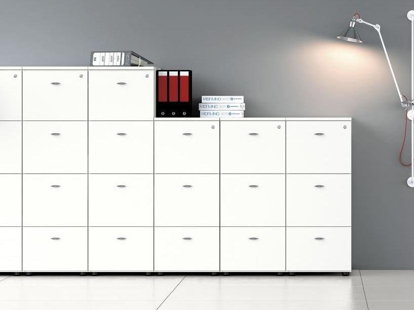 les meubles universels classeur de dossier avec serrure by las mobili. Black Bedroom Furniture Sets. Home Design Ideas