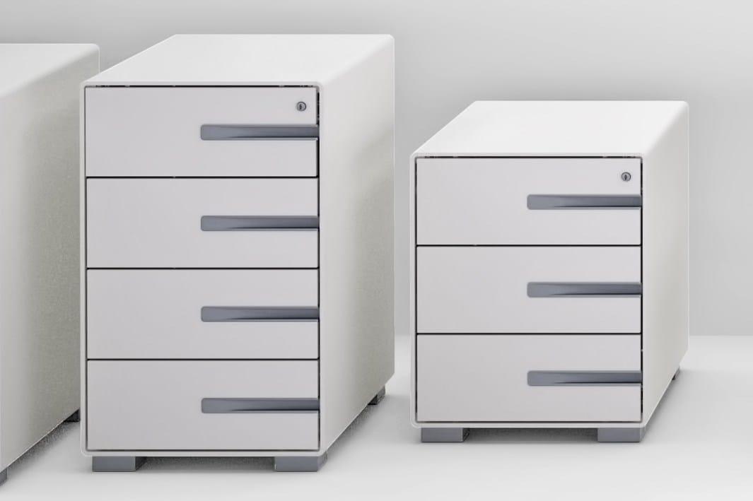 Kbox cassettiera ufficio by tecnitalia design tecnitalia for Cassettiere ufficio design