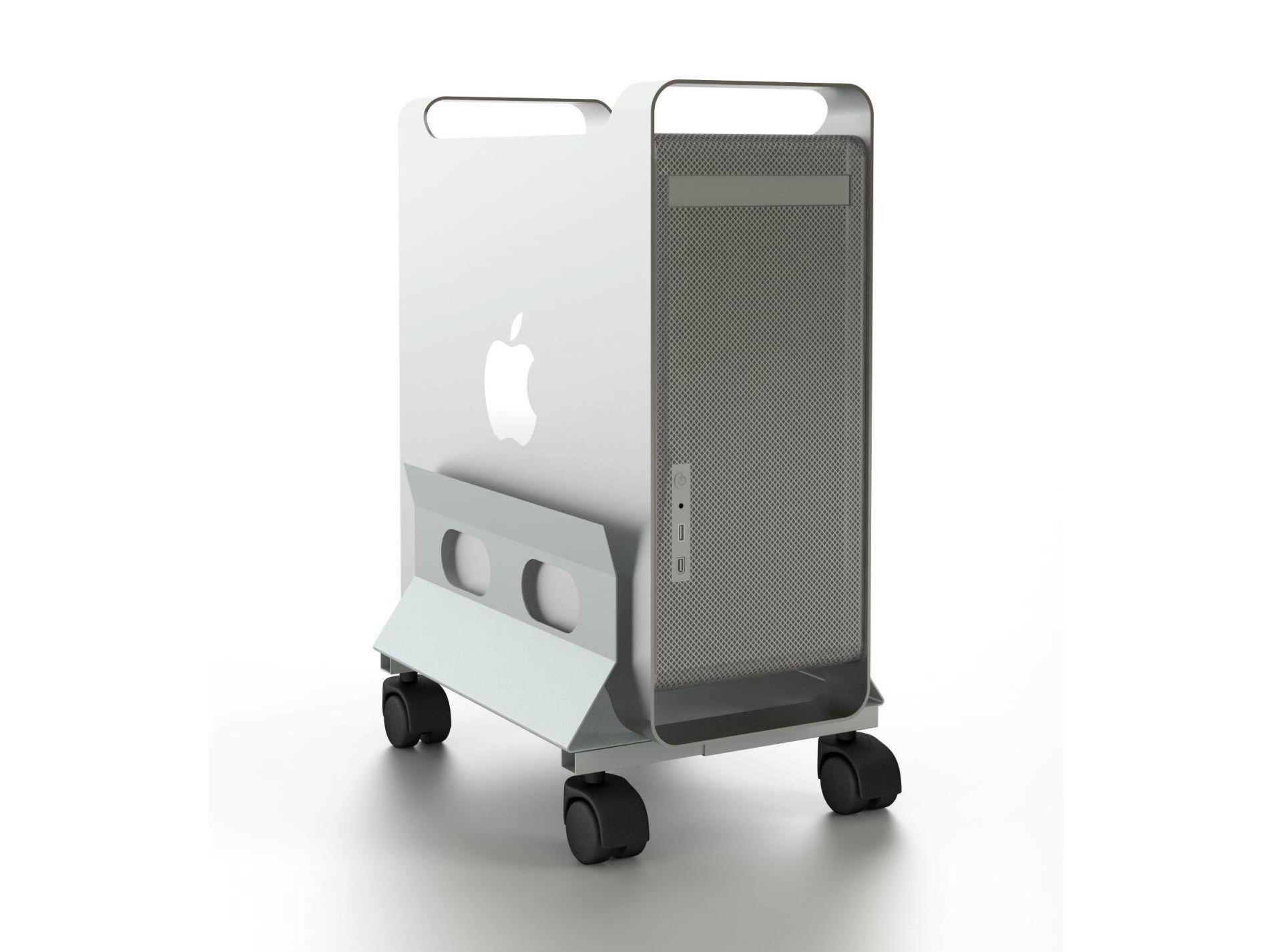 Oyo supporto per cpu by las mobili for Carrello porta pc brico