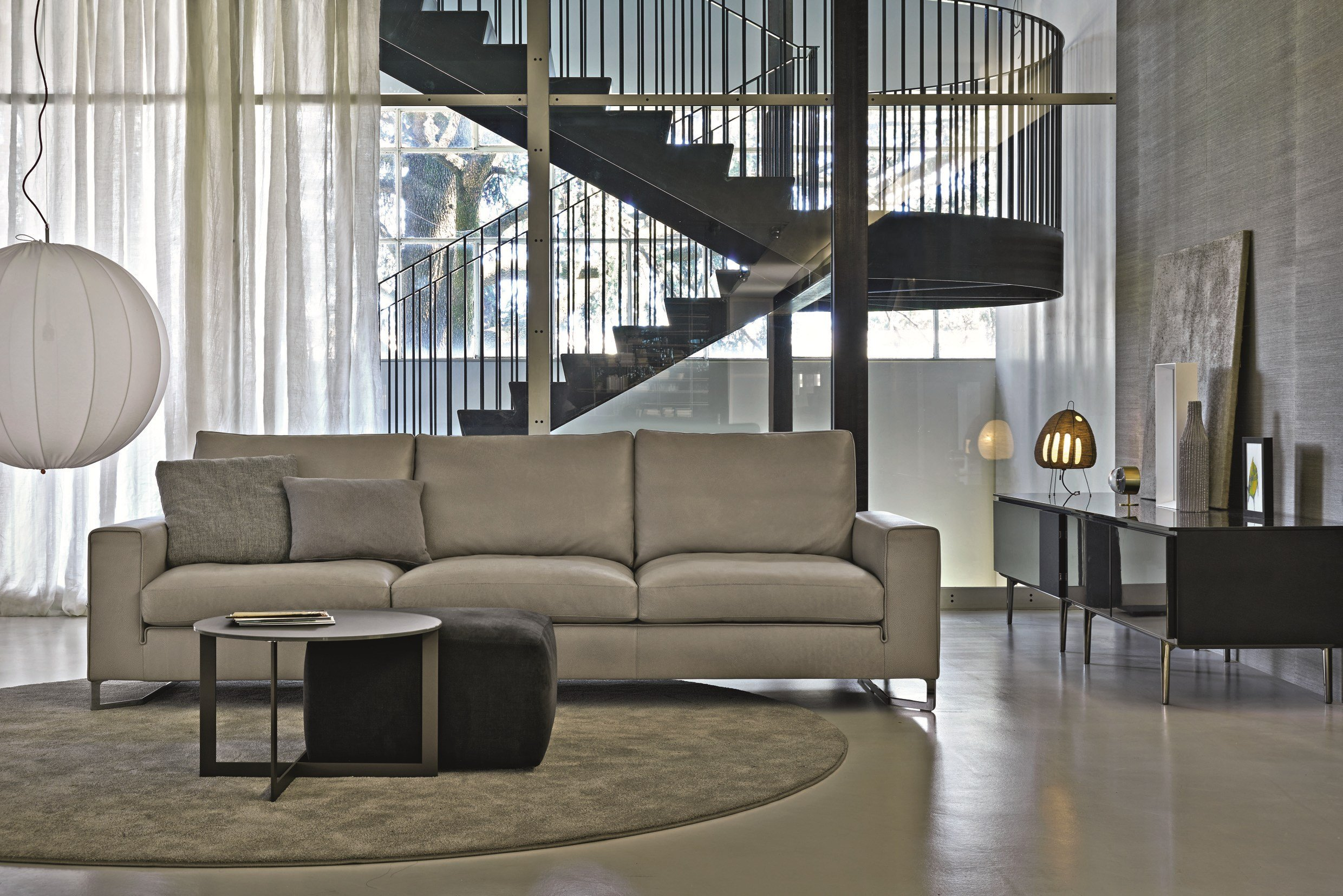 sitzpuff couchtisch domino by molteni c design nicola gallizia. Black Bedroom Furniture Sets. Home Design Ideas