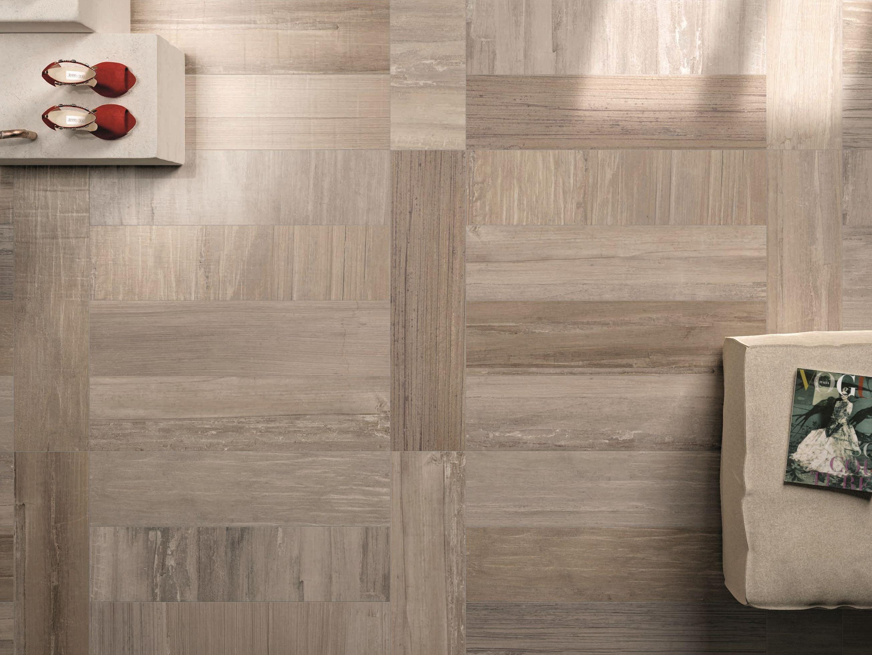 Revestimiento de pared suelo de gres porcel nico imitaci n - Suelos ceramicos imitacion madera ...