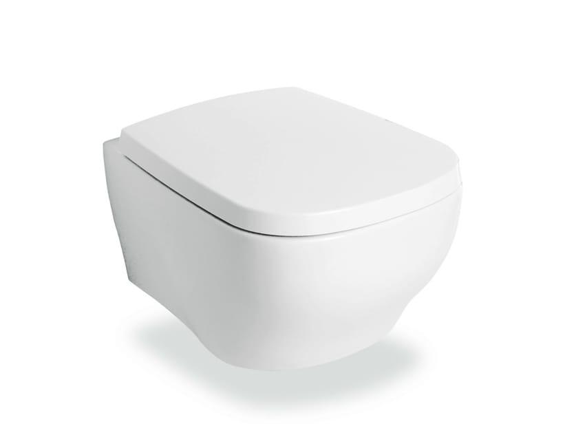 fluida | wc collezione fluida by newform - Ceramica Bagno Fluida Di Newform