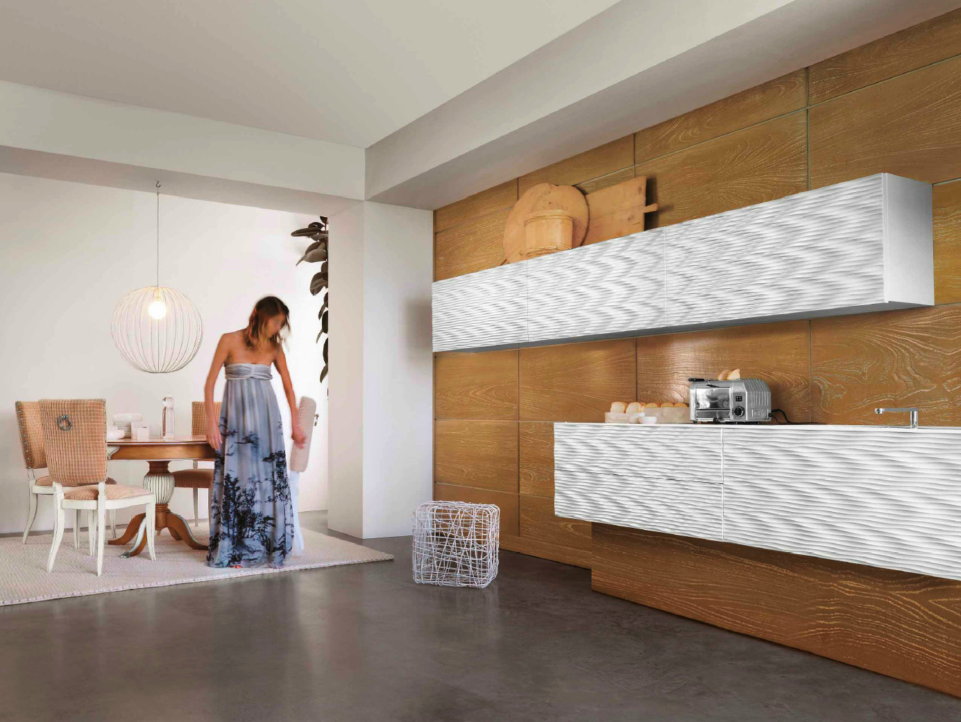maori cuisine by bizzotto design tiziano bizzotto. Black Bedroom Furniture Sets. Home Design Ideas
