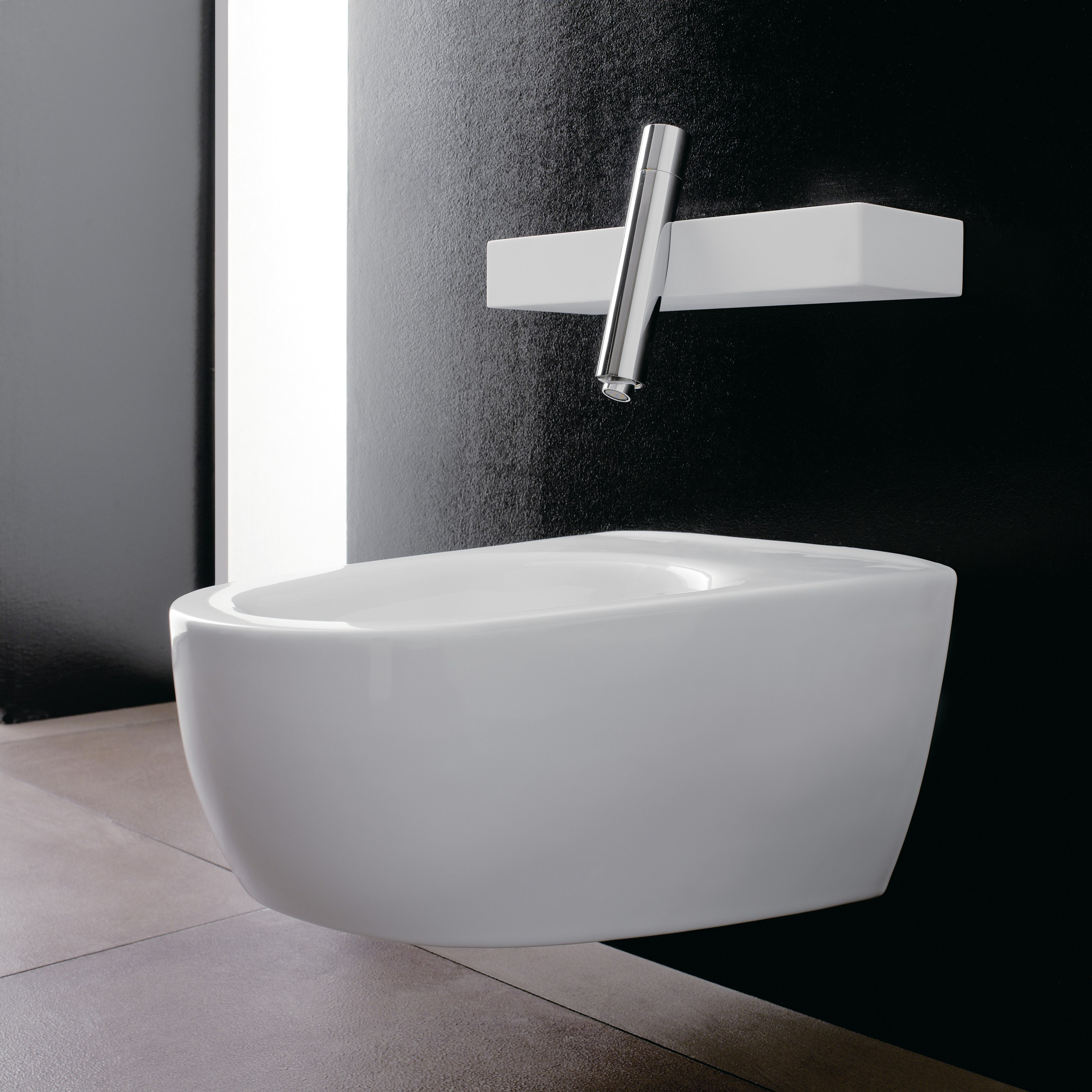 blok bidet mixer by rubinetterie 3m design giancarlo vegni. Black Bedroom Furniture Sets. Home Design Ideas