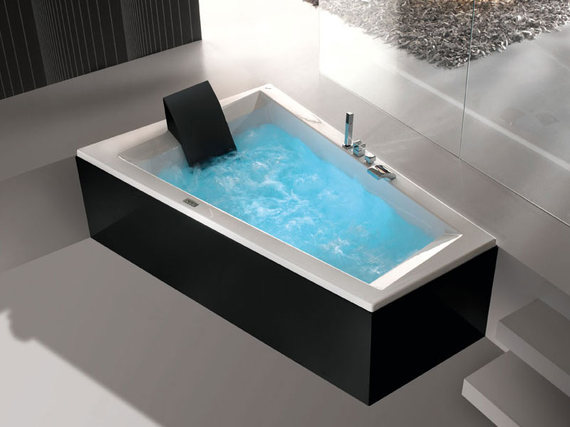 Vasca da bagno idromassaggio by hafro - Prodotti per pulire vasca da bagno ...
