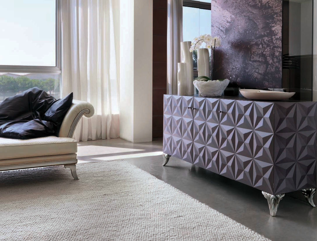 credenza a specchio : SIDEBOARD WITH DOORS DIAMOND CREDENZA DIAMOND COLLECTION BY BIZZOTTO ...