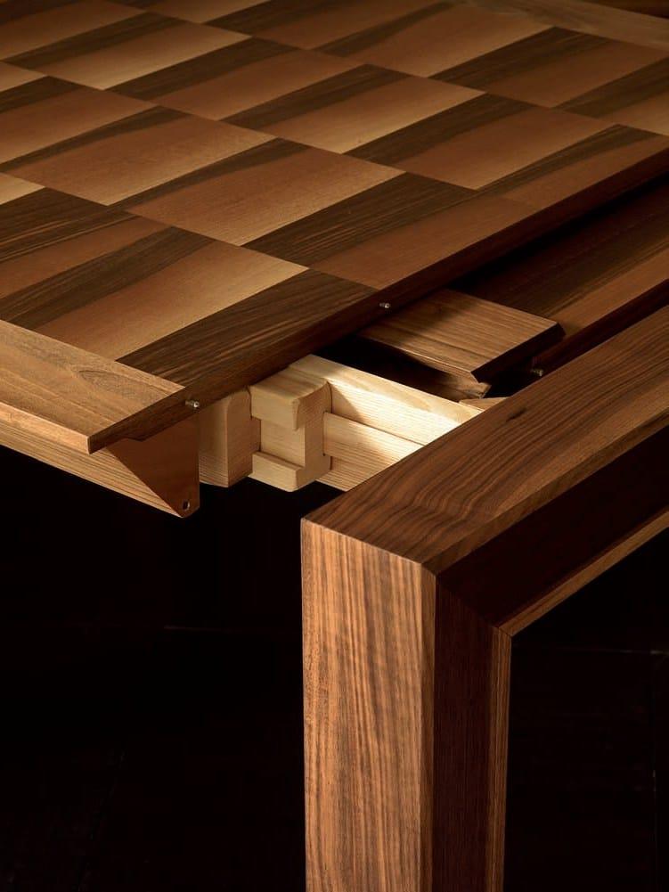 Elettra day tavolo in legno massello by cantiero - Tavolo in legno massello prezzi ...