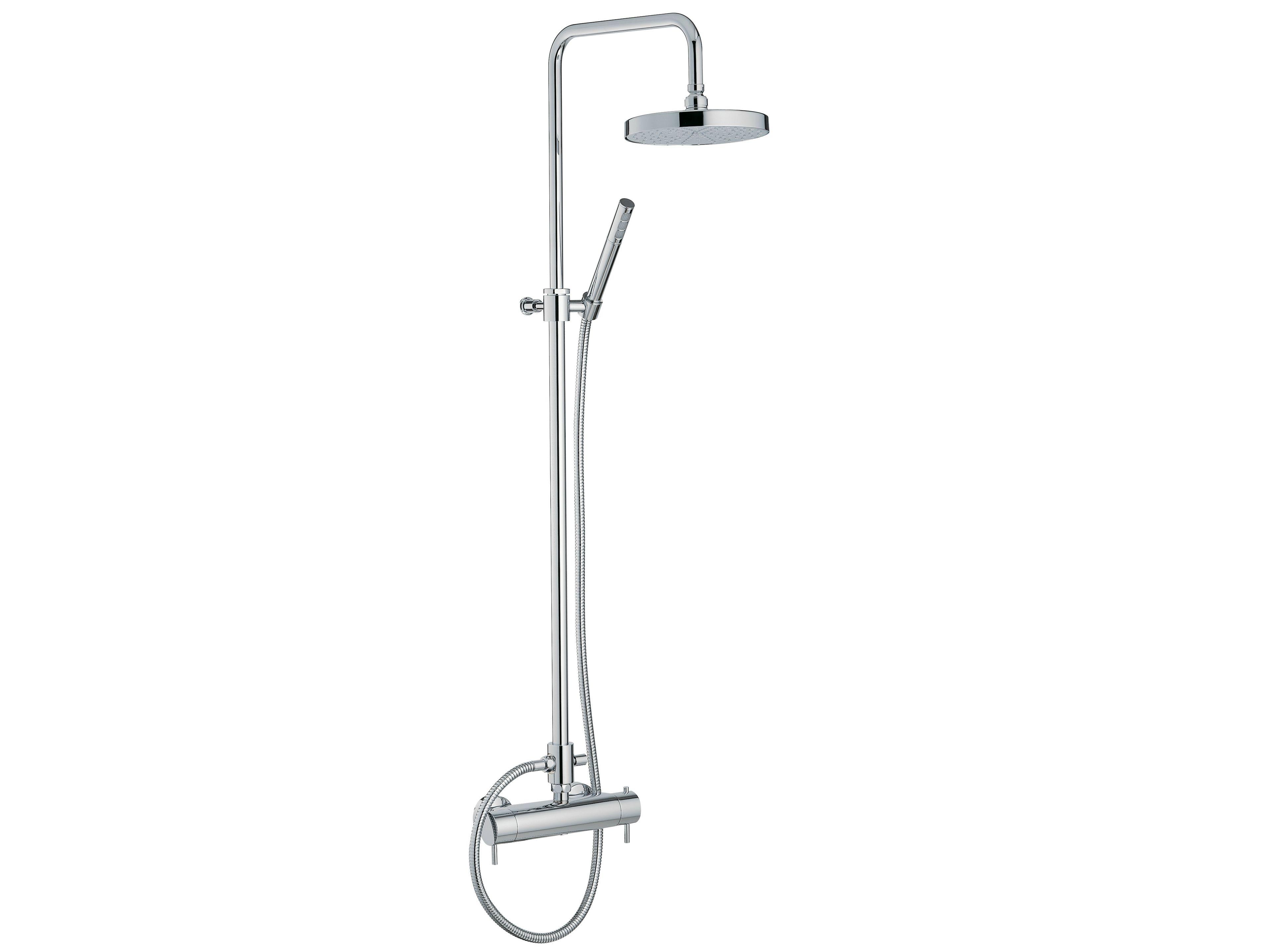 Colonne de douche mitigeur classique - Meilleur colonne de douche ...