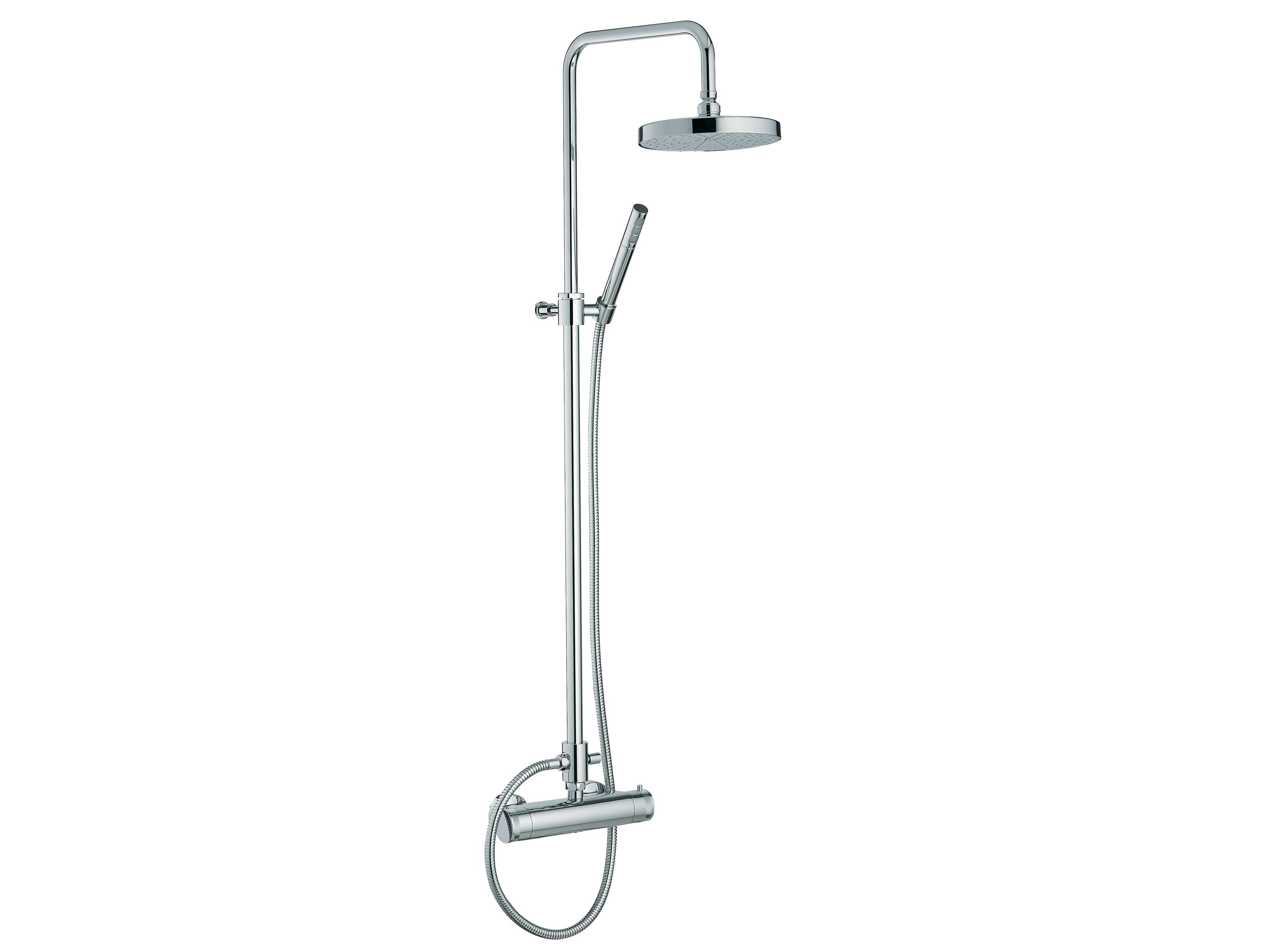 X change mezclador termost tico de ducha con cabeza de - Grifo termostatico ducha ...