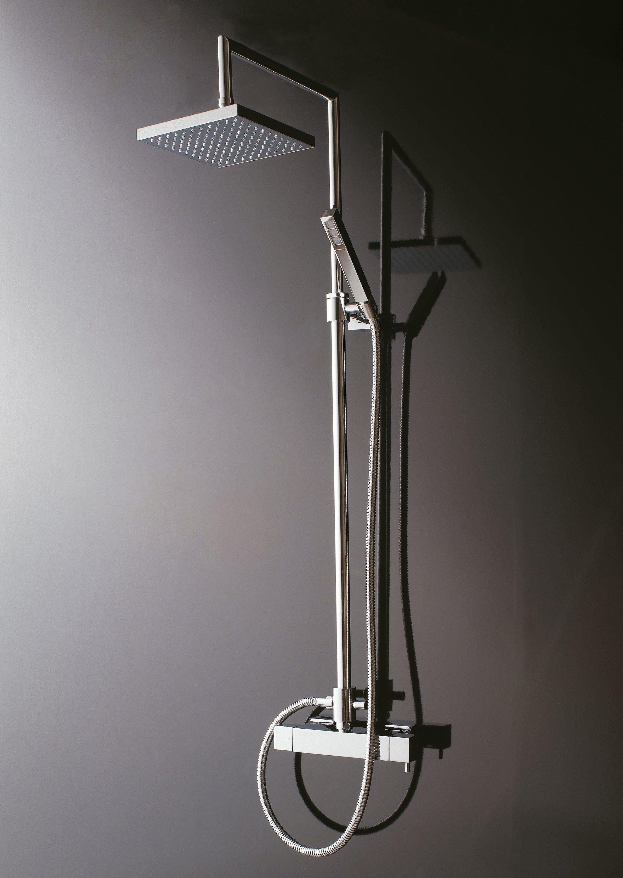 X-CHANGE_MONO Miscelatore per doccia con soffione by Rubinetterie 3M