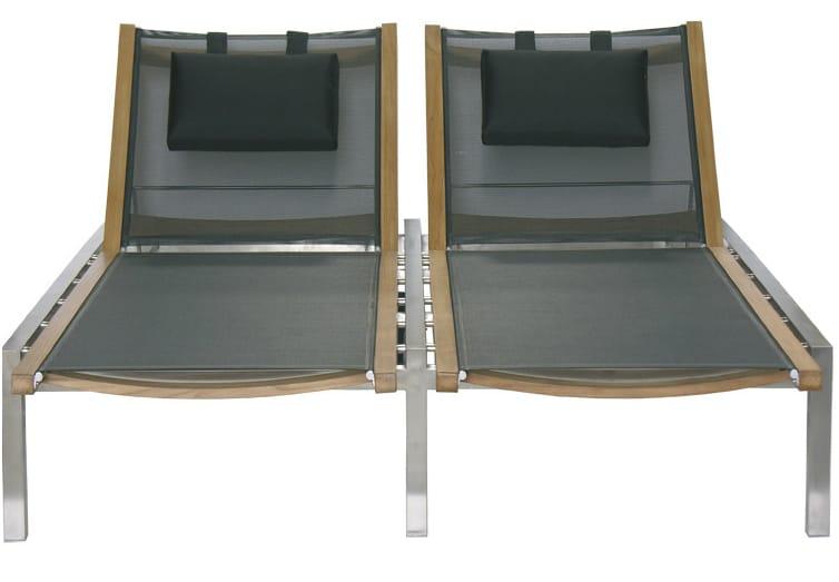 adamas garten doppel gartenliege by il giardino di legno design a3dimensioni. Black Bedroom Furniture Sets. Home Design Ideas