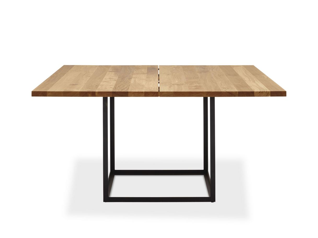 Jewel table carr e by dk3 design s ren juul for Table carree style scandinave