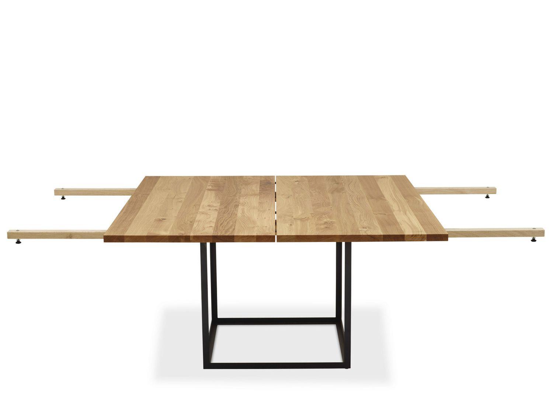 Jewel table carr e by dk3 design s ren juul - Table carree design ...