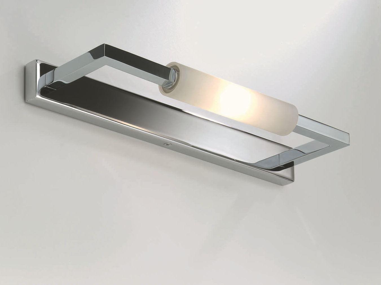 Luminária de parede para banheiros NEW CORNER 2 by DECOR WALTHER #6E685D 1351x1013 Banheiro Autocad 3d