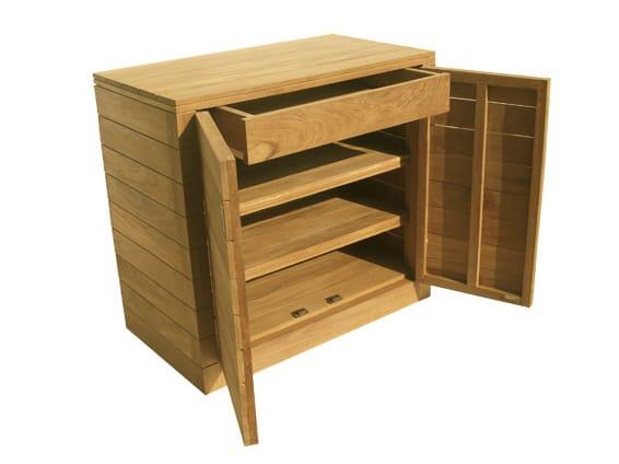 fugu gartenschrank by il giardino di legno. Black Bedroom Furniture Sets. Home Design Ideas