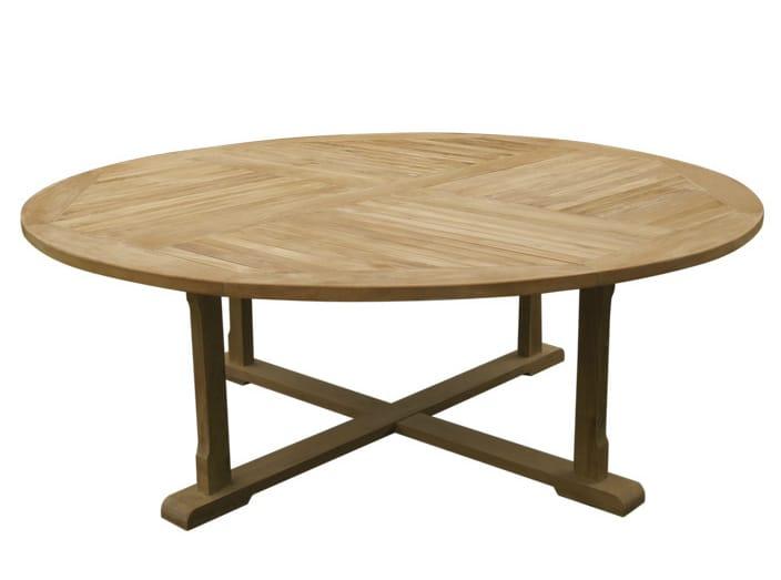 Table De Jardin En Bois Ronde Des Id Es Int Ressantes Pour La Conception De Des