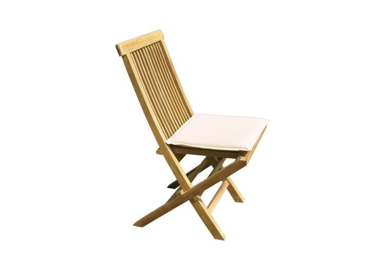 Bristol sedia da giardino pieghevole by il giardino di legno - Sedie pieghevoli da giardino ...