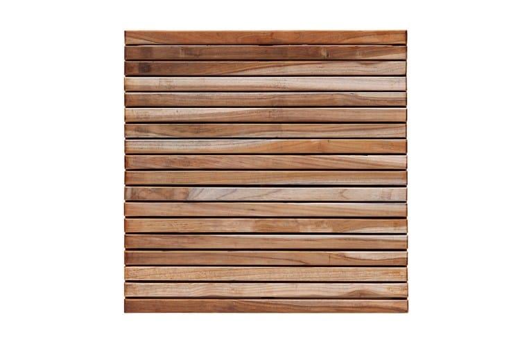 Pavimento exterior de madera pavimento exterior de teca - Pavimento madera exterior ...