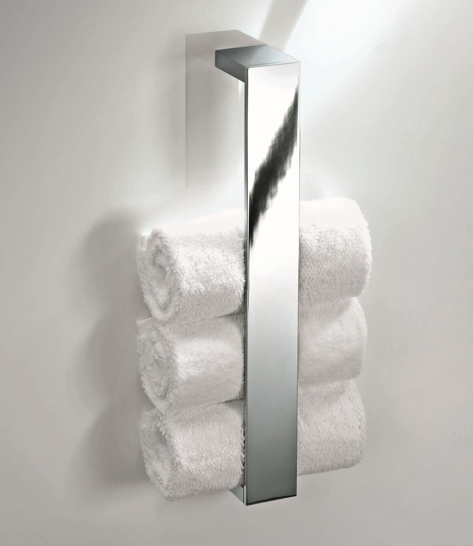 Towel rack bk hte41 by decor walther for Porte serviette mural