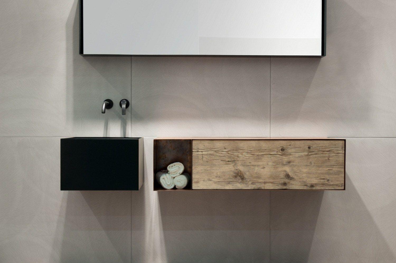 Zero20 lavabo by moab 80 design gabriella ciaschi studio moab for Moab salle de bain